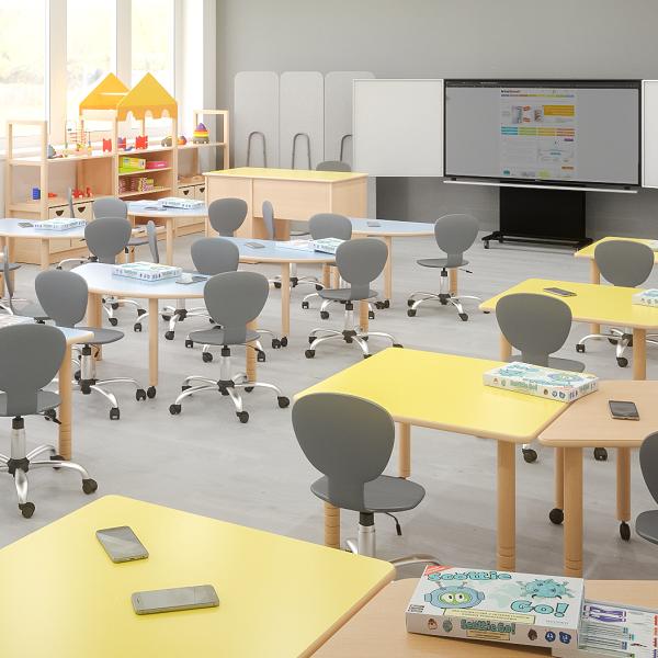 Mobilná školská miestnosť Flexi